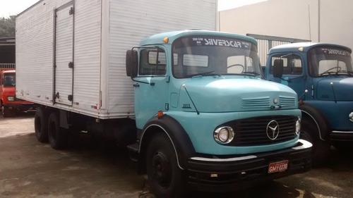 Mercedes-benz Mb 1113  1983  Bau