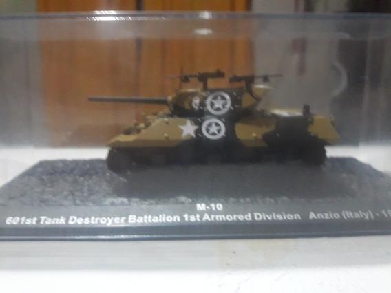 Colección Tanques De La Segunda Guerra Mundial: M-10
