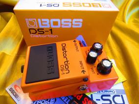 Boss Ds1 Distortion .. Ds2 Ds 1 Fulltone Mooer Fire Joyo Dd3
