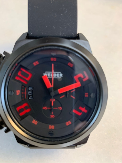 Relógio De Pulso Welder