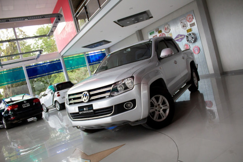 Volkswagen Amarok 2.0 Cd Tdi 4x4 Highline Pack C34 2012
