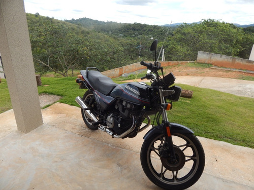 Motocicleta Honda Cb 450 Dx