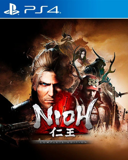 Nioh The Complete Edition Ps4 Secu