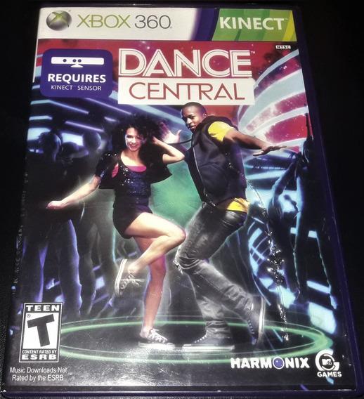 Dance Central - X-box 360