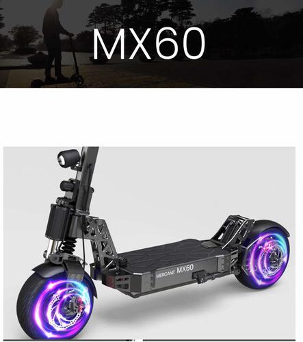 Scooter Eléctrico Mercane Mx60