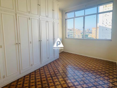 Apartamento À Venda, 4 Quartos, 1 Vaga, Tijuca - Rio De Janeiro/rj - 25677