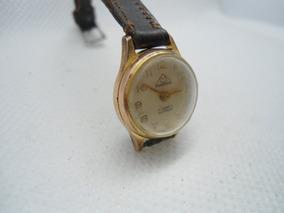 Relógio Mondaine A Corda Feminino Funcionando Muito Bem