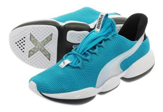 Tenis Puma Mode Xt Iridescent Trailblazer Color Azul