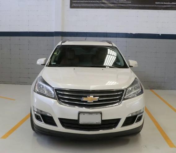 Chevrolet Traverse 2013 3.6 V6 Lt 8 Pasajeros At