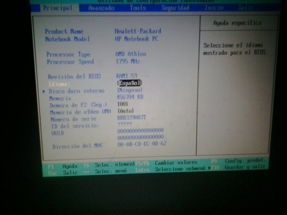 Compaq Nx 9005 Funciona Leia O Anúncio.