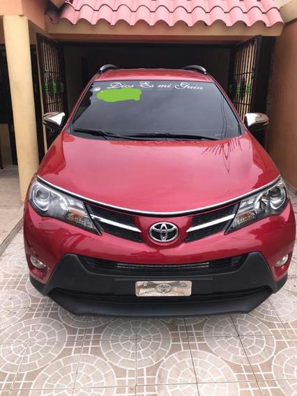 Toyota Rav-4 2015