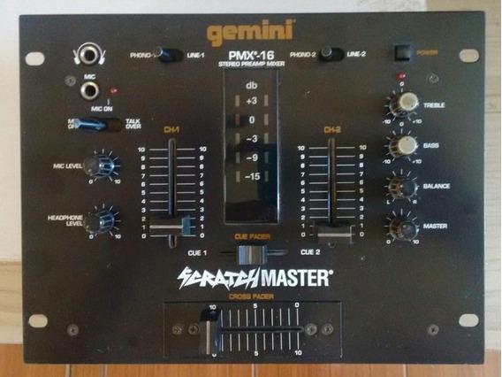 Mixer Gemini Pmx 16