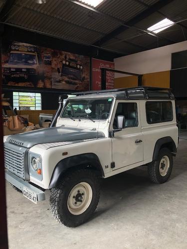 Land Rover Defender 90 Sw 2002