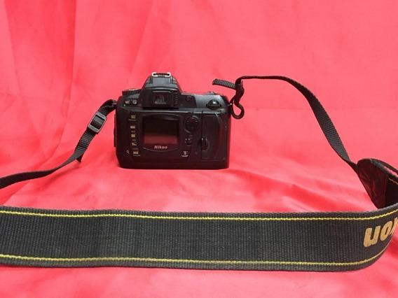 Camera Nikon D70 Funcionando (só Corpo)