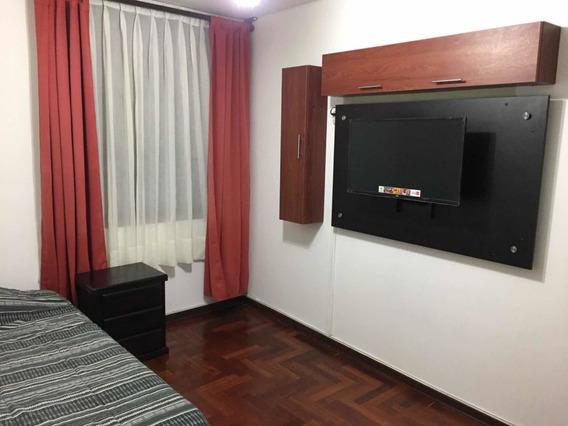 Se Alquila Habitación Room Mate Amoblada Surquillo