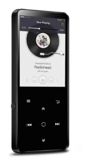 Mp4 Chenfec C10 Bluetooth 16g+fone Bluetooth+sd 8g+braçadeir