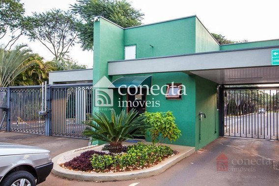 Terreno À Venda, 390 M² Por R$ 250.000 - Condomínio Alto Da Boa Vista - Paulínia/sp - Te0365