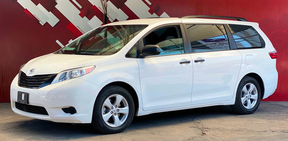 Toyota Sienna Ce 2015