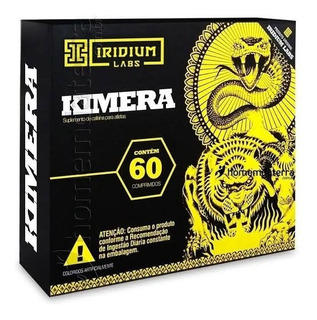 Kimera Termogenico 60 Caps