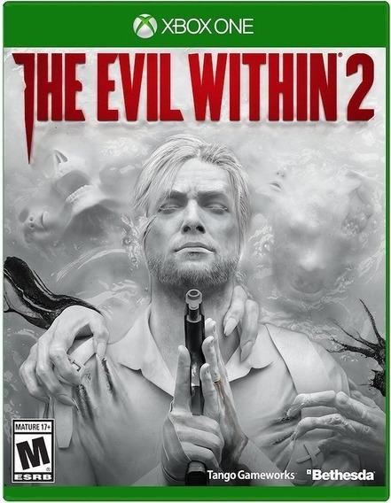 The Evil Within 2 (mídia Física 100% Pt-br) Xbox One (novo)