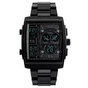 Relógio Skmei Esporte Digital Led Multifunção Original