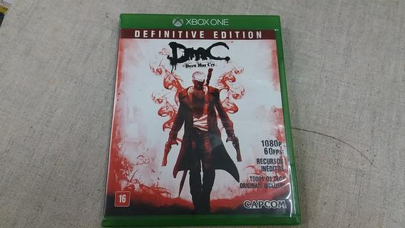Jogo Dmc: Devil May Cry - Xbox One
