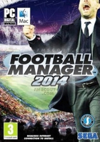 Football Manager 2014 Pc Frete Gratis Envio No Mesmo Dia!
