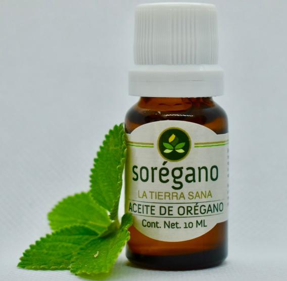 Sorégano Aceite Esencial De Orégano 100% Puro