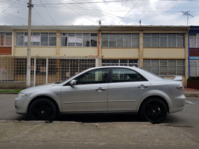 Mazda 6 2005 Vendo Permuto Por Camioneta Mayor Valor