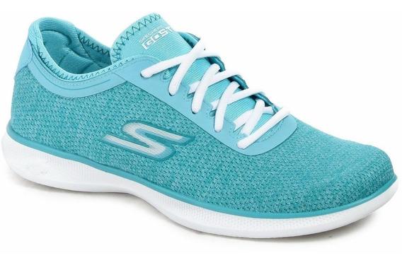 Zapatillas Skechers Go Step Mujer Caminata Goga+ Importada