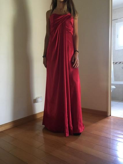 Vestido Largo De Fiesta Importado
