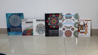 Libros Para Colorear Mandalas