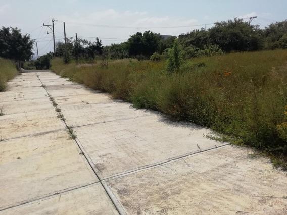 Terreno En Venta En Tlayacapan Morelos