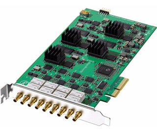 Placa Capturadora Blackmagic Decklink Quad Profesional