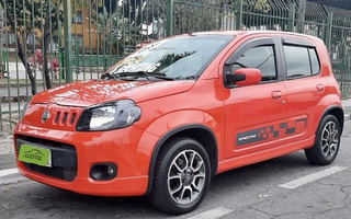 Fiat Uno 1.4 Evo Sporting 8v 2012