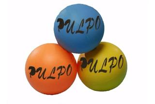 Pelota Pulpo Pvc Numero 2 Didactica Infantil Goma