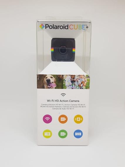 Cubo Polaroid + Mini Câmera De Ação Com Wi-fi
