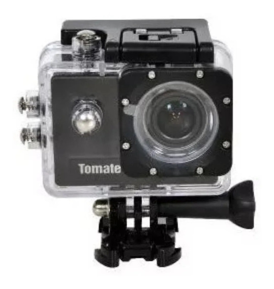 Câmera Filmadora Hd Sport Tomate Modelo: Mt-1081
