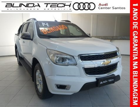 Chevrolet S10 2.8 Ltz 4x4 Cd 16v Turbo Diesel 4p