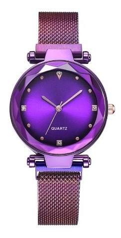 Relógio Feminino Aço Inox