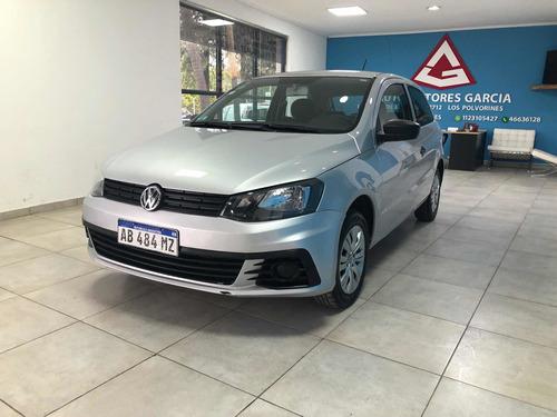 Imagen 1 de 9 de Volkswagen Gol Trend 1.6 Pack I 101cv 3p 2017