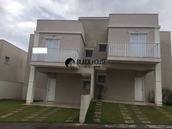Casa Nova A Venda Ou Locação No Condomínio Splendor Residence Em Itu - Ca01406 - 32780579