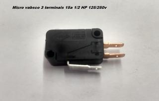 Interruptor De Porta De Microondas Fim De Curso 598639