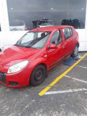Renault Sandero 1.6 Flex Completo S/entrada 48x R$689.00