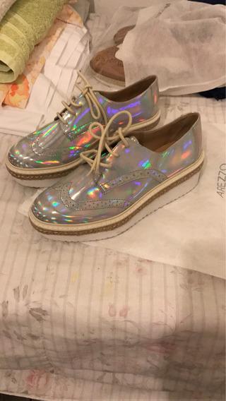 Zapatos Importados Blucher Schutz-zara-arezzo-sarkany