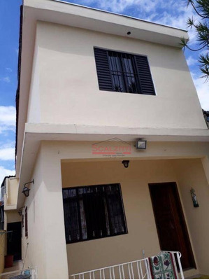Casa Com 3 Dormitórios À Venda, 157 M² Por R$ 880.000 - Vila Anglo Brasileira - São Paulo/sp - Ca0036