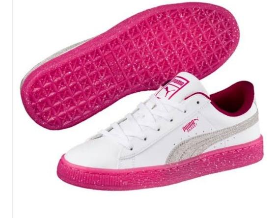Tenis Puma Glitter Original