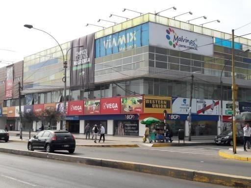 Vendo Local En Centro Comercial Malvinas Plaza