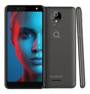 Smartphone Quantum You 2, Grafite, Tela 5,5 , 16gb, 13mp