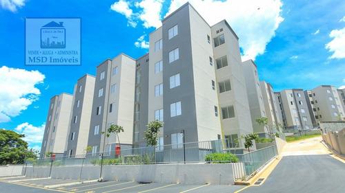 Apartamento A Venda No Bairro Jardim Angélica Em Guarulhos - 3241-1
